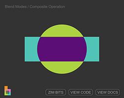 Blend Modes - ZIM Bits