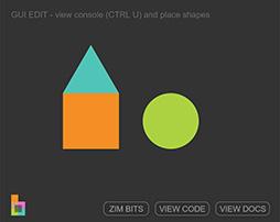 GUI Editor - Place - ZIM Bits