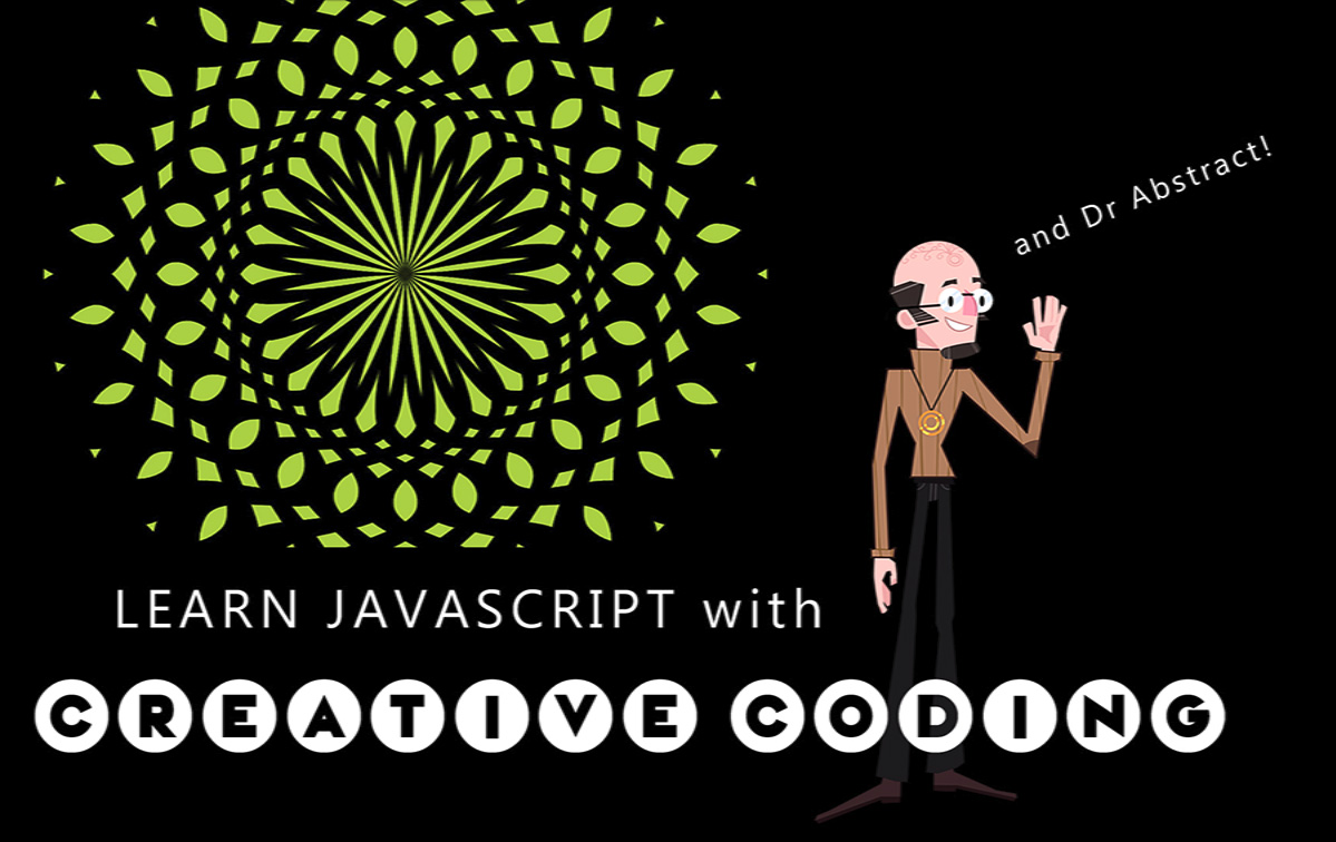Learn JavaScript with Creative Coding